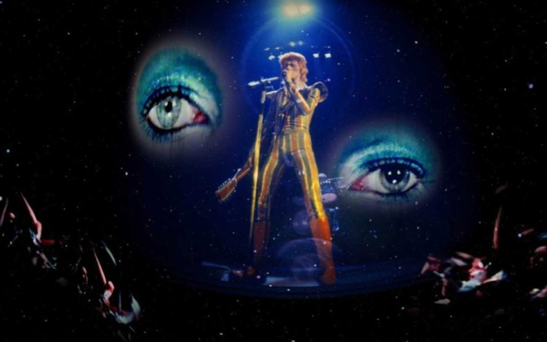 David Bowie VR